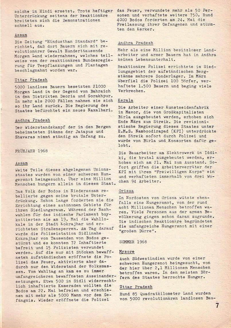 Roter Morgen, 3. Jg., Mai 1969, Seite 11