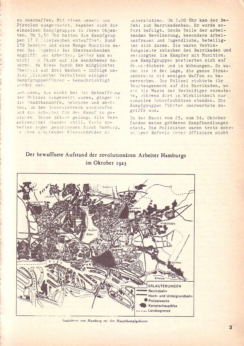 Roter Morgen, 3. Jg., Okt. 1969, Seite 3