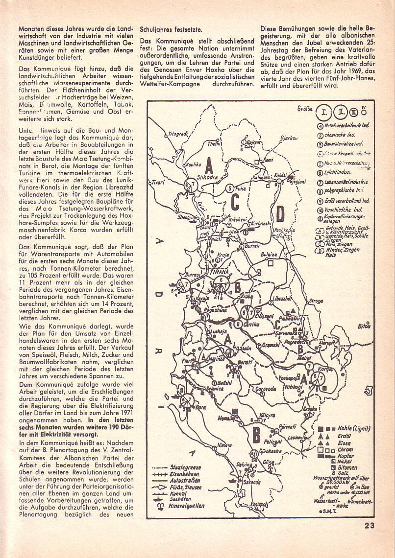Roter Morgen, 3. Jg., Nov./1. Dez._Ausgabe 1969, Seite 23