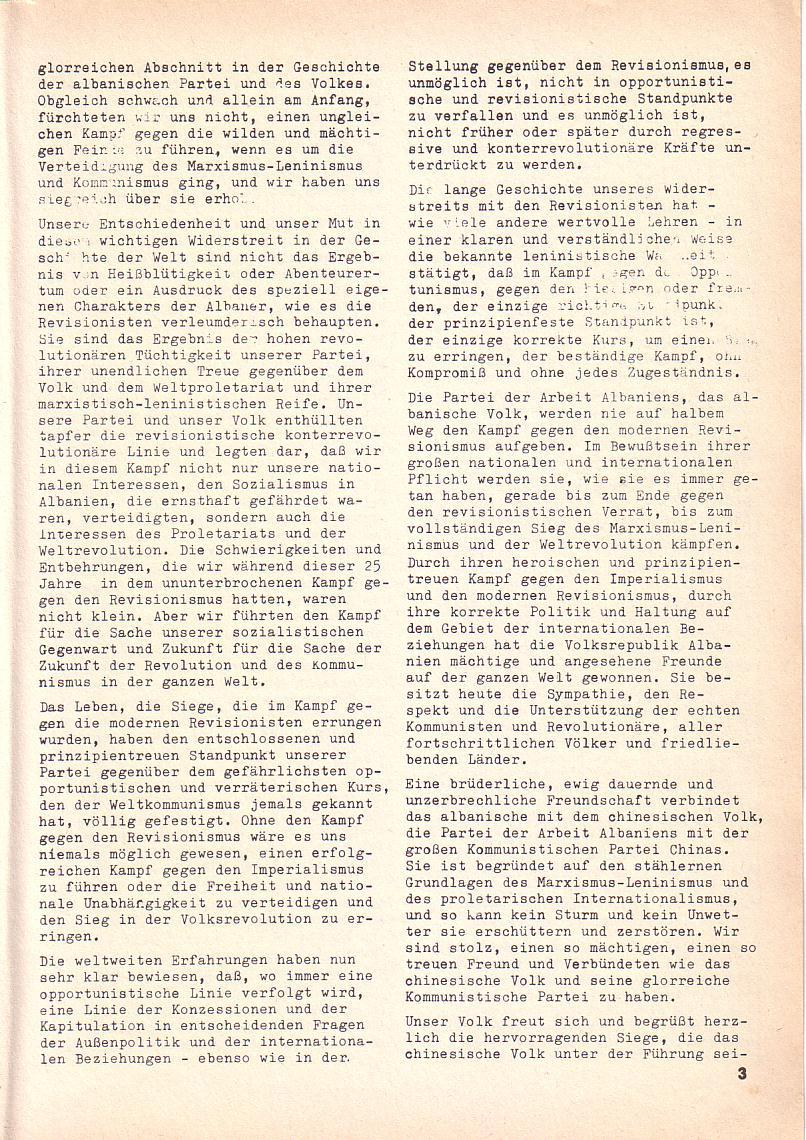 Roter Morgen, 3. Jg., 2. Dez._Ausgabe 1969, Seite 3