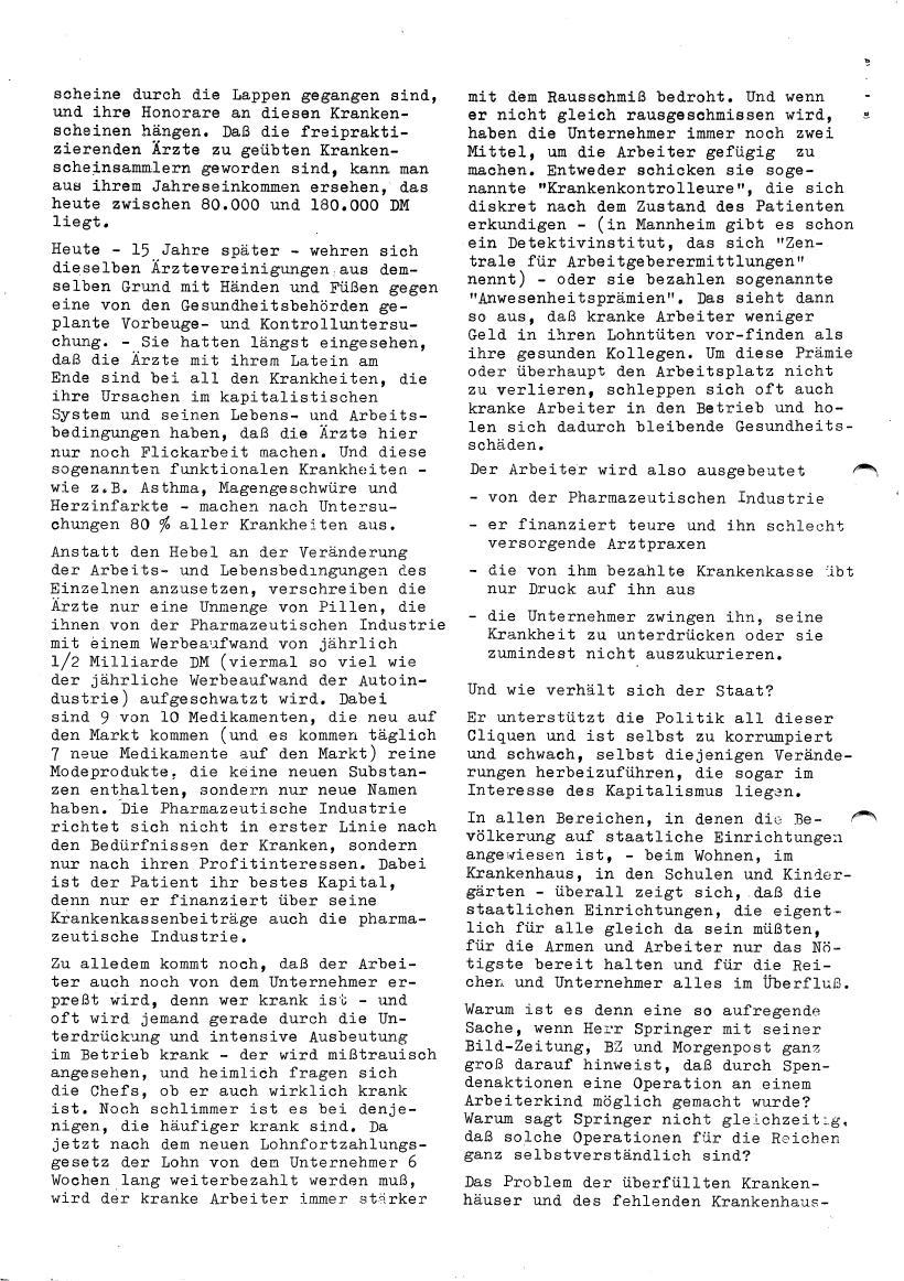 Roter Morgen, 4. Jg., Sonderdruck, März 1970, Seite 12