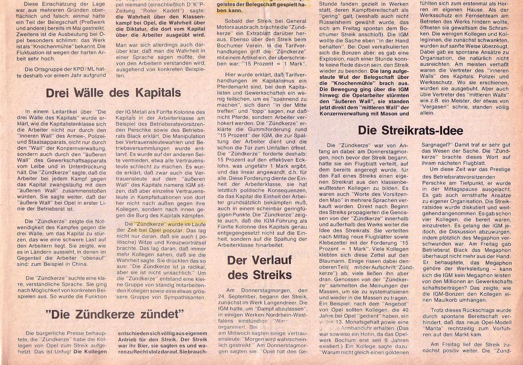 Roter Morgen, 4. Jg., Oktober 1970, Nr. 9, Seite 3b