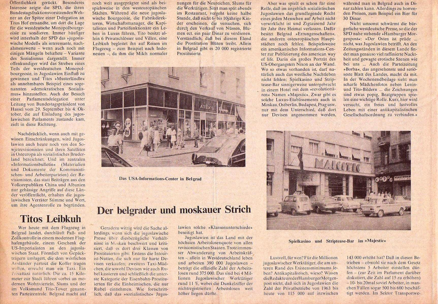 Roter Morgen, 4. Jg., Oktober 1970, Nr. 9, Seite 4b