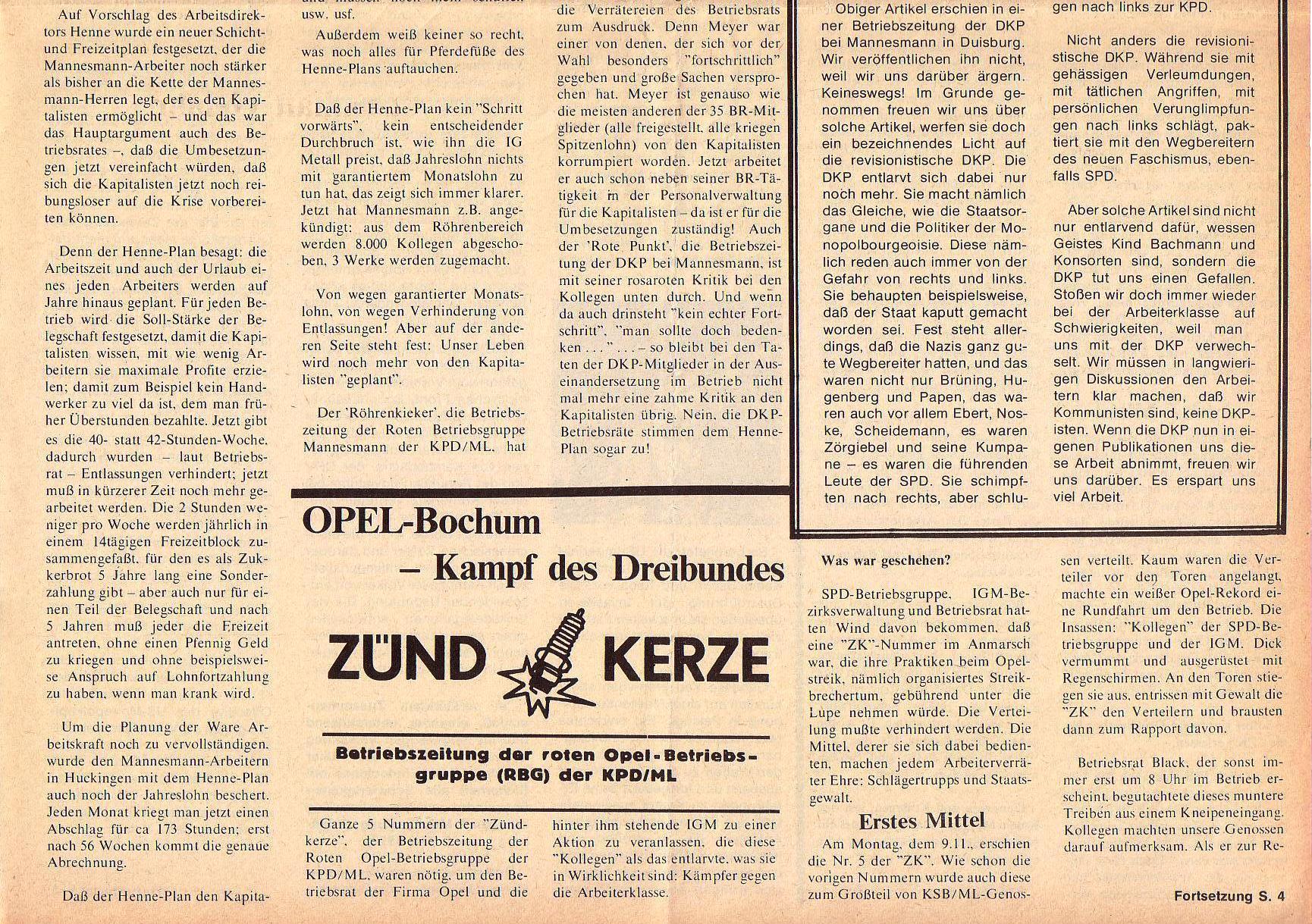 Roter Morgen, 5. Jg., März 1971, Nr. 3, Seite 3b