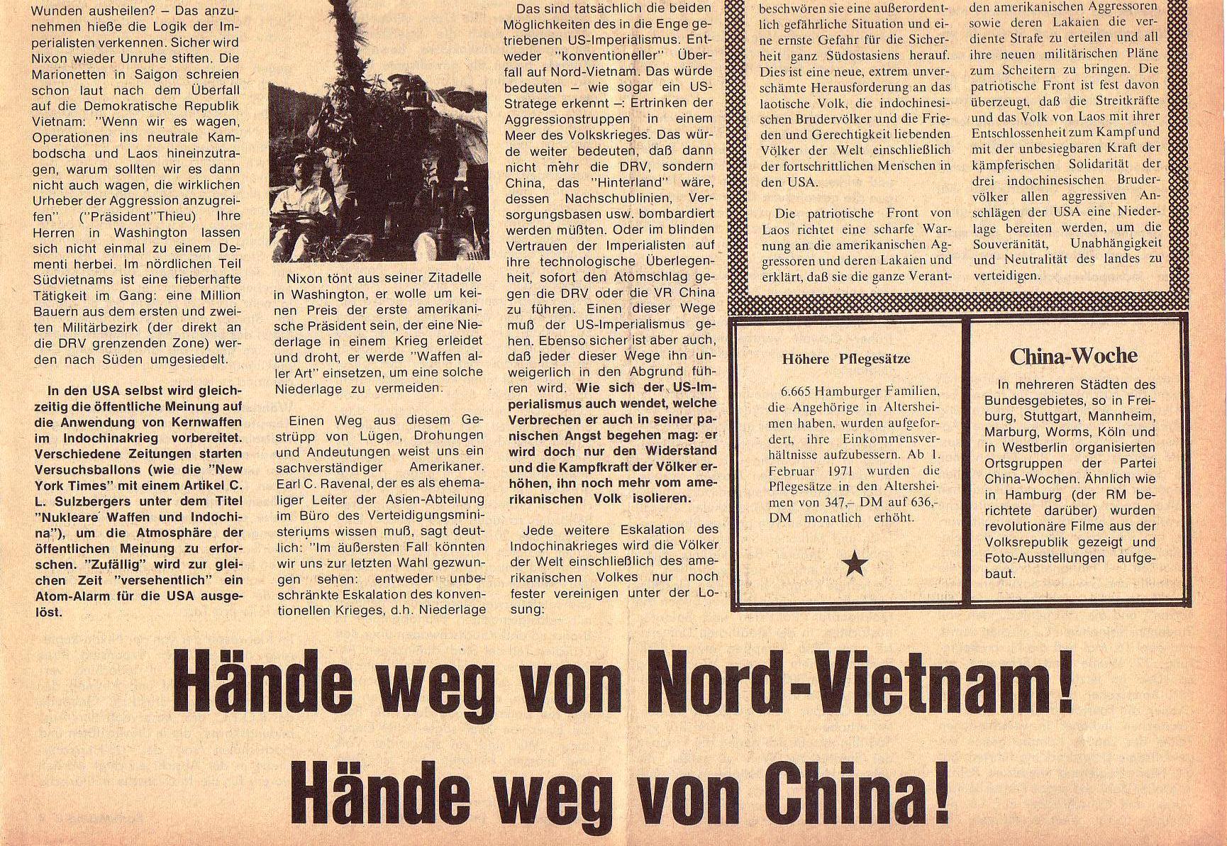 Roter Morgen, 5. Jg., März 1971, Nr. 3, Seite 5b