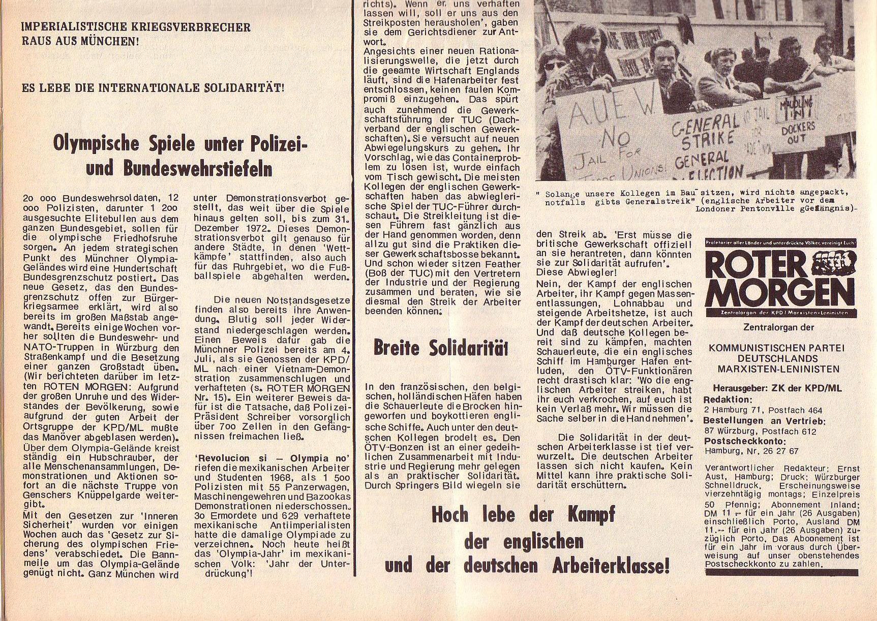 RM 16/1972, S. 2 unten