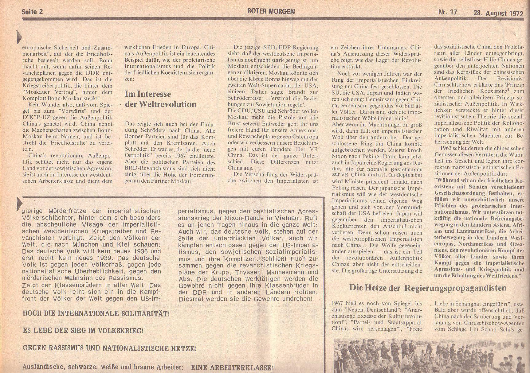 RM 17/1972, S. 2 oben