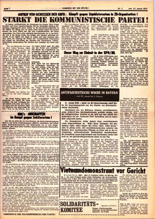 Roter Morgen, 3/1973, S. 7