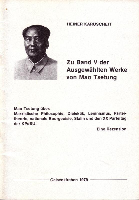 Karuscheit_Mao_Rezension