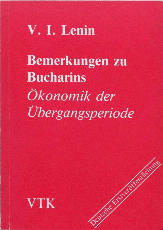 Lenin_Bemerkungen_zu_Bucharin