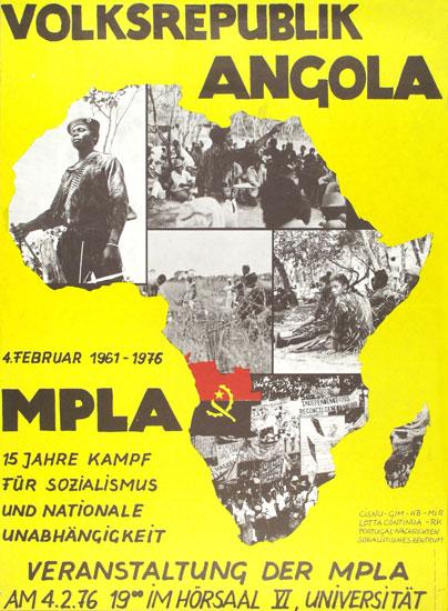 Plakat: Angola