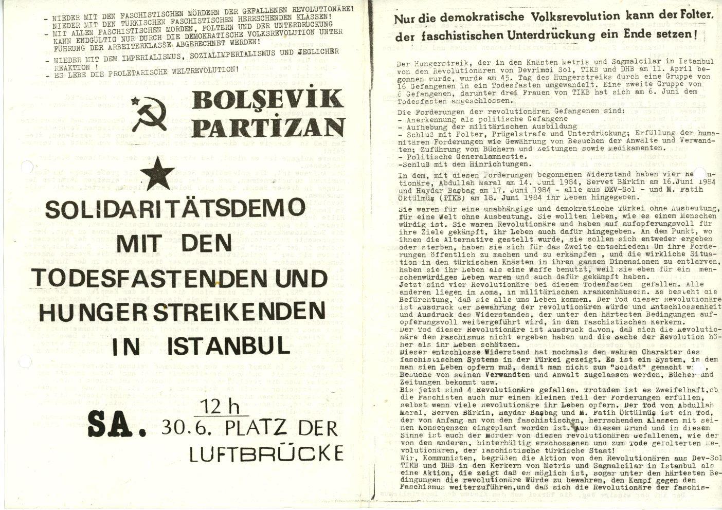 Tuerkei_Bolsevik_Partizan_Flugschriften_1984_04_01