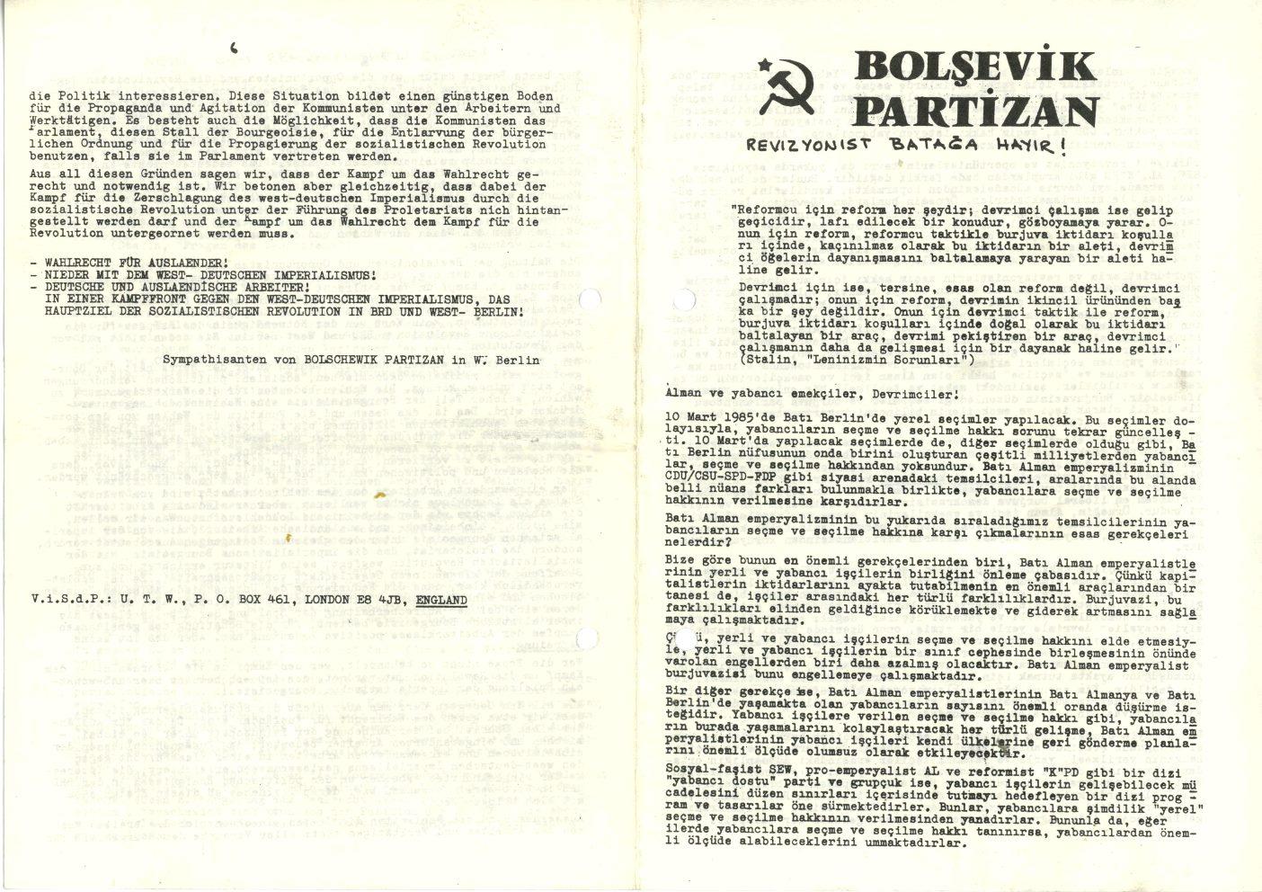 Tuerkei_Bolsevik_Partizan_Flugschriften_1985_08_02