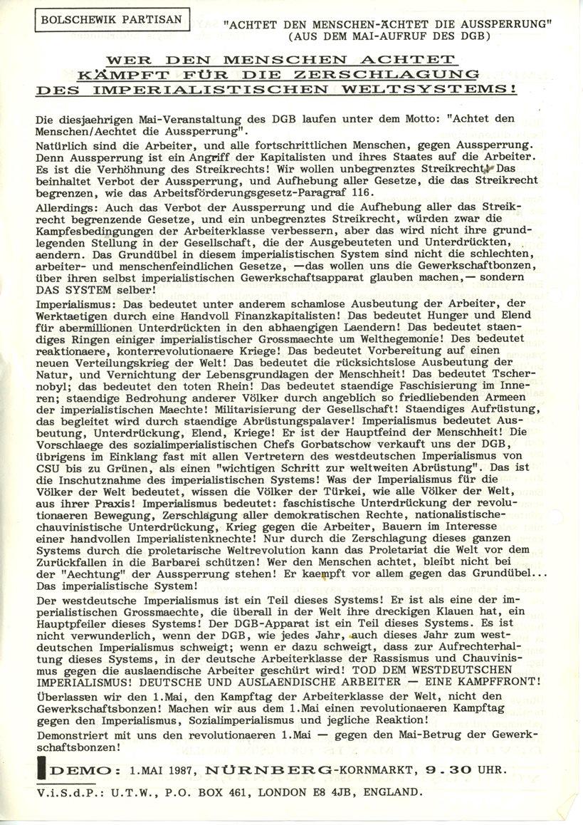 Tuerkei_Bolsevik_Partizan_Flugschriften_1987_11_01