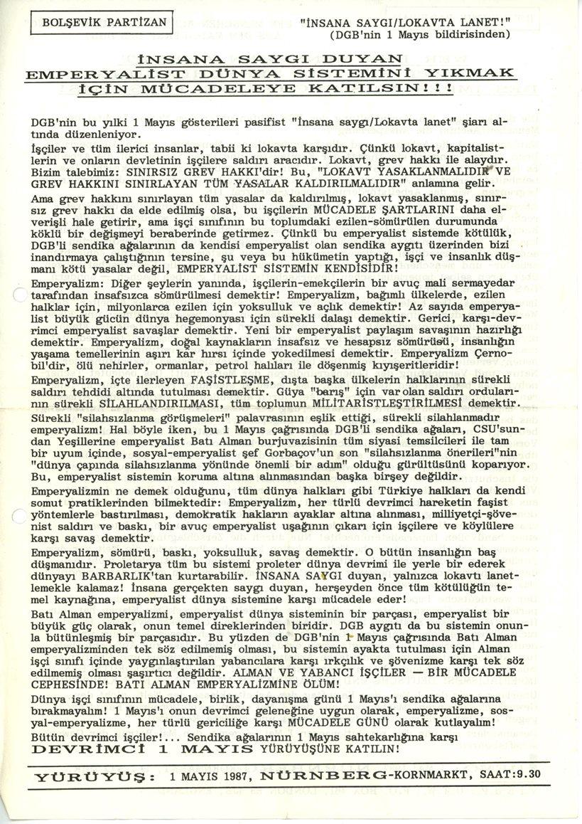 Tuerkei_Bolsevik_Partizan_Flugschriften_1987_11_02