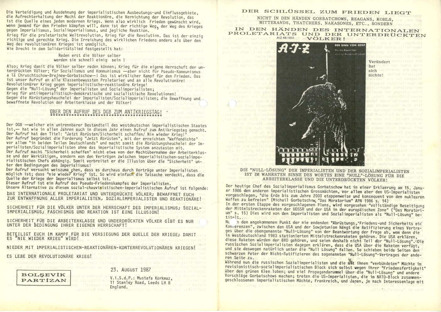 Tuerkei_Bolsevik_Partizan_Flugschriften_1987_12_01