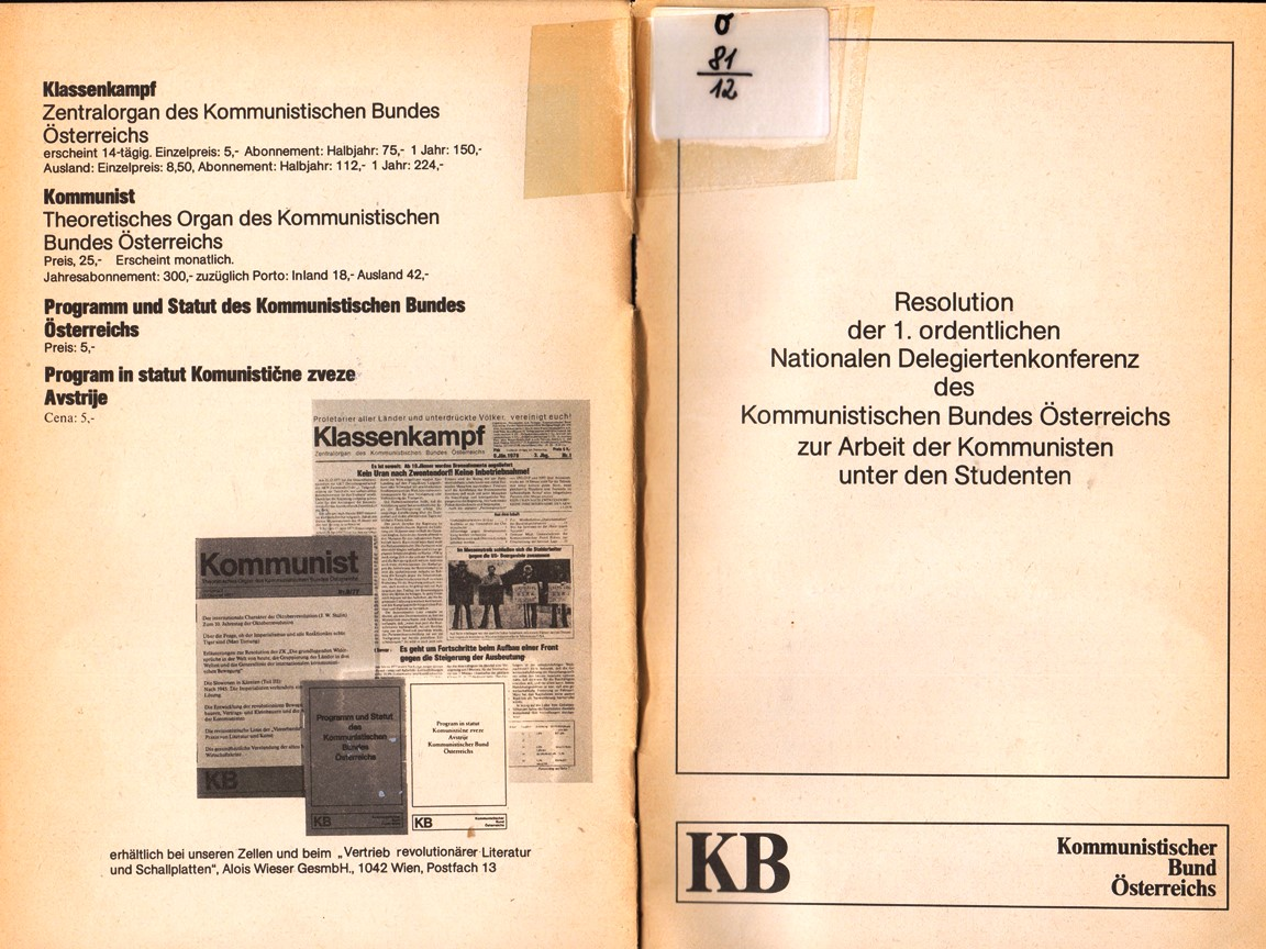 KBOe_1978_Resolution_Kommunisten_unter_Studenten_01