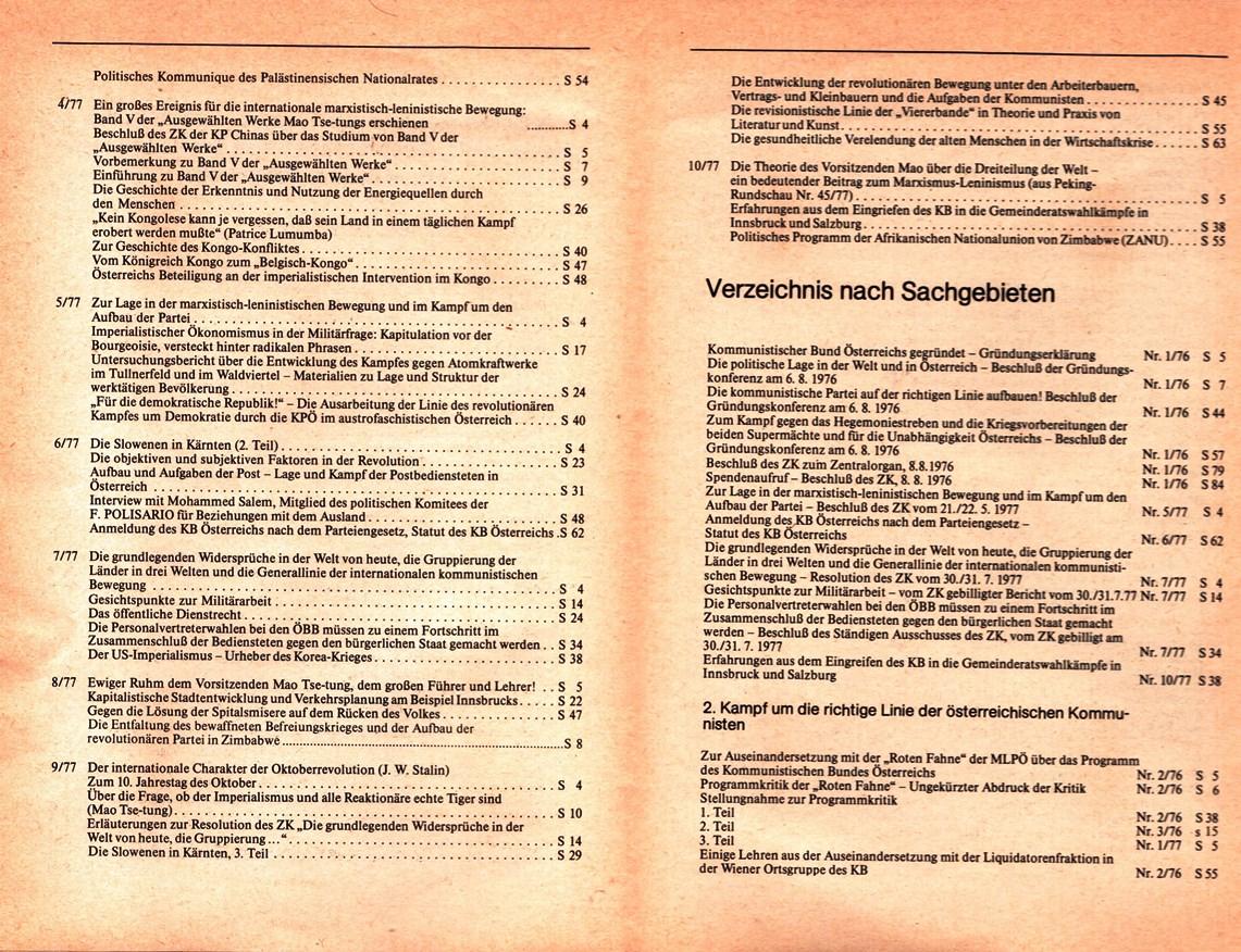 KBOe_TO_Kommunist_19780100_Inhalt_003