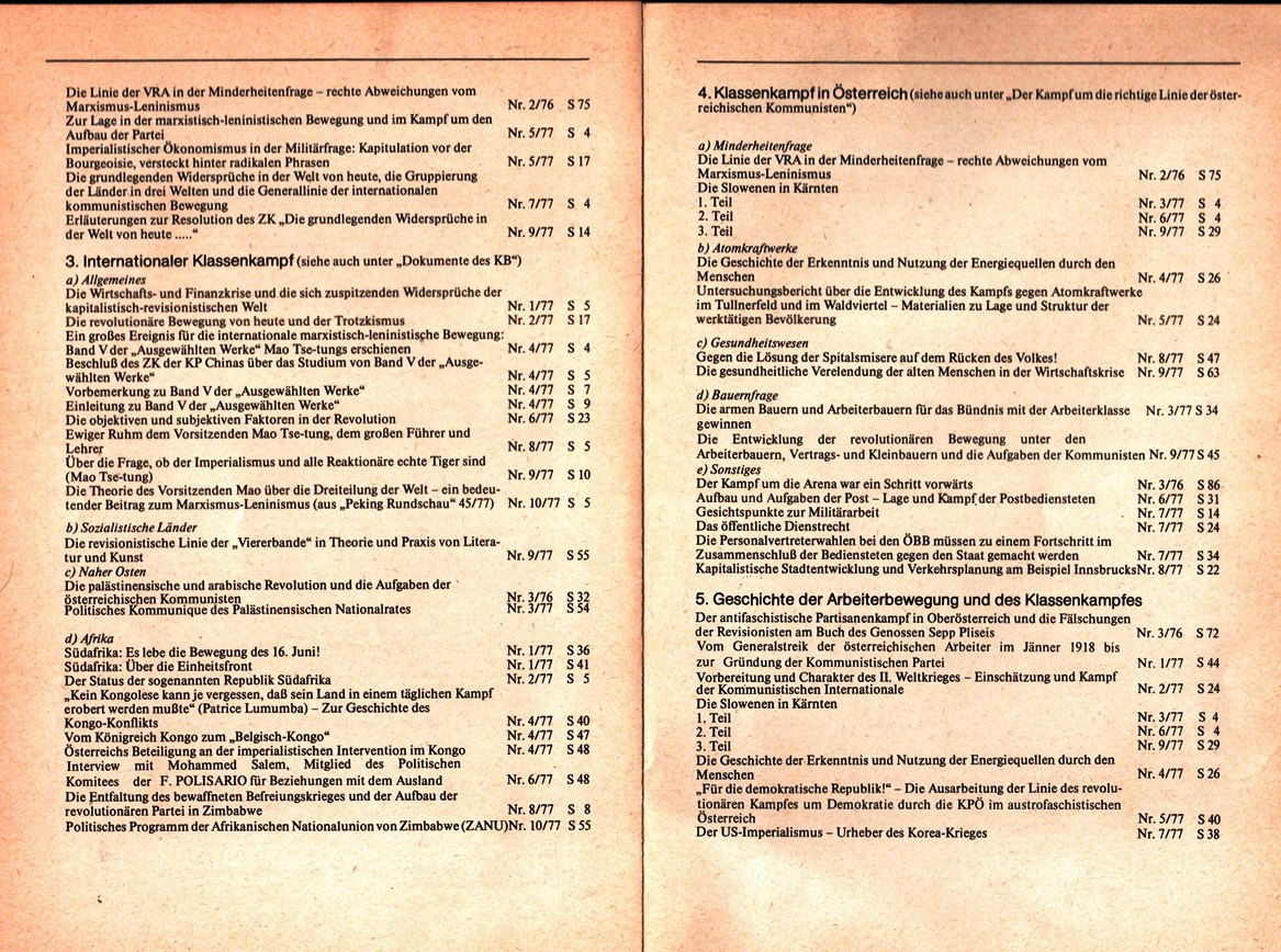 KBOe_TO_Kommunist_19780100_Inhalt_004
