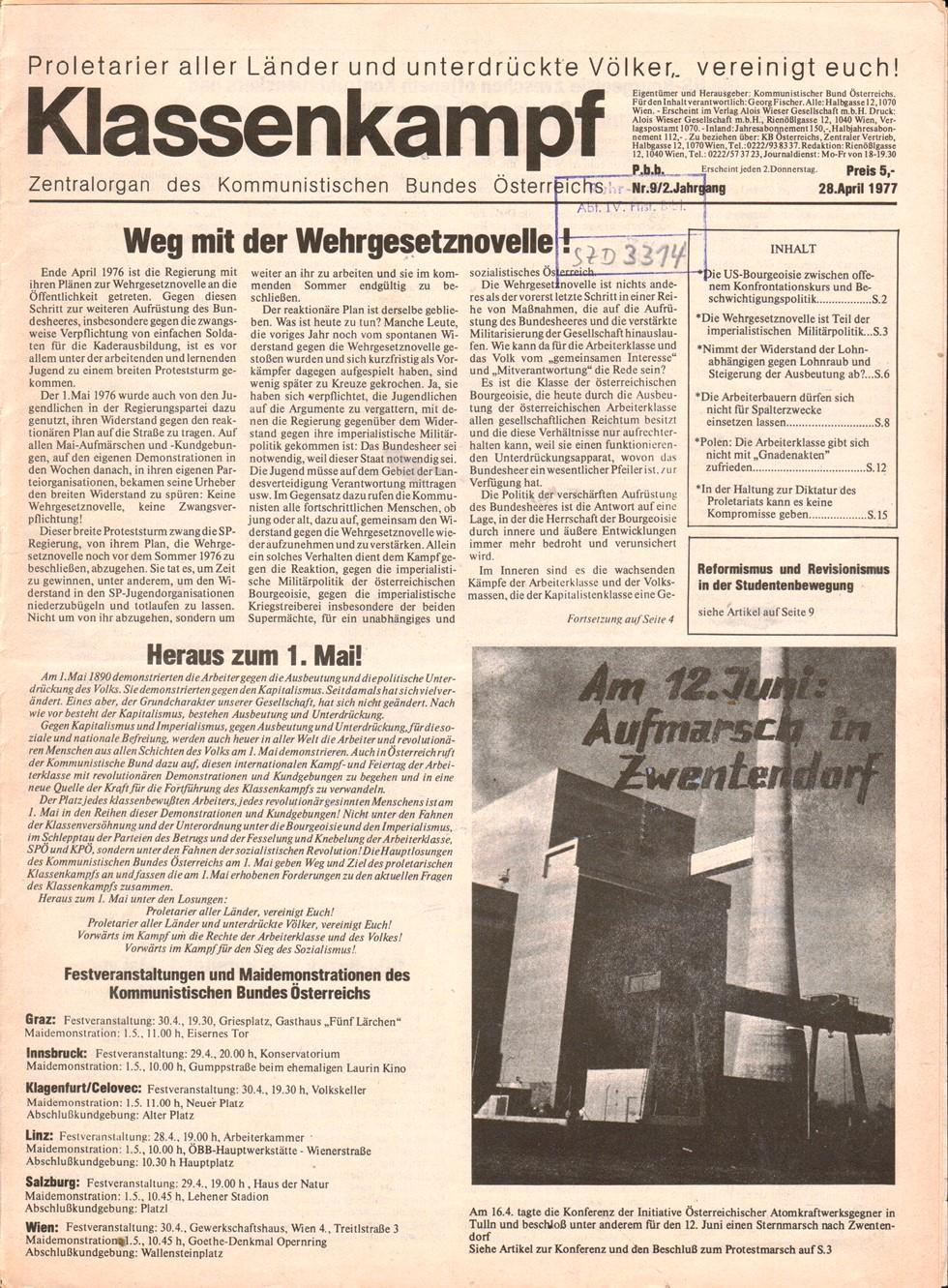 KBOe_Klassenkampf_1977_09_01