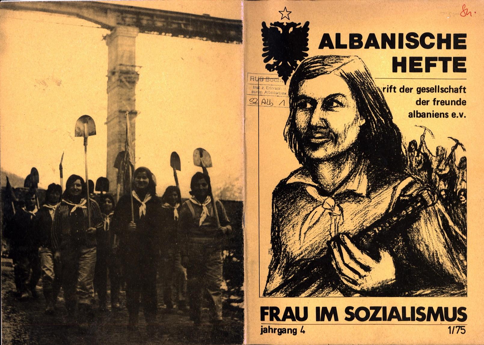 GFA_Albanische_Hefte_1975_01_01