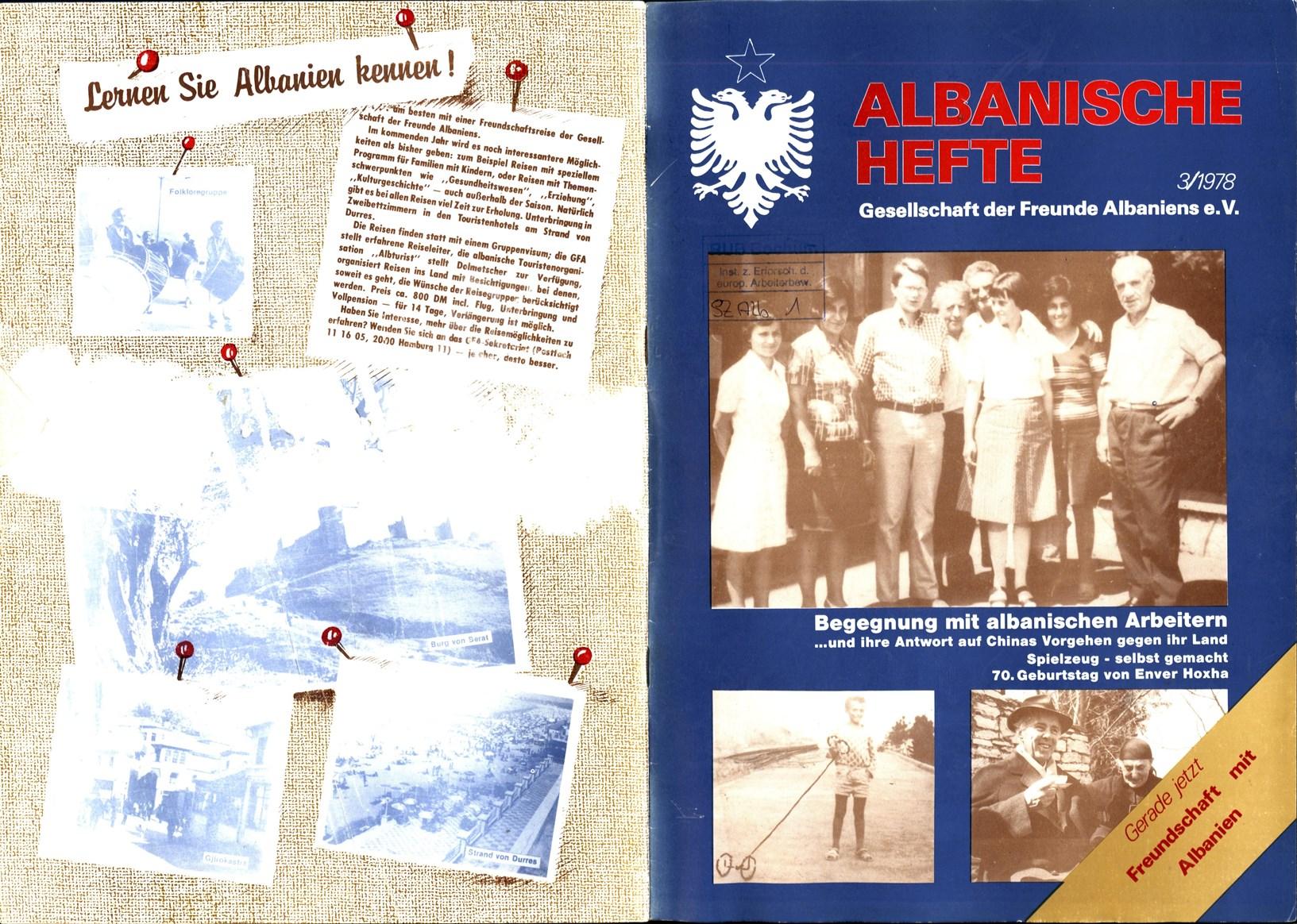 GFA_Albanische_Hefte_1978_03_01