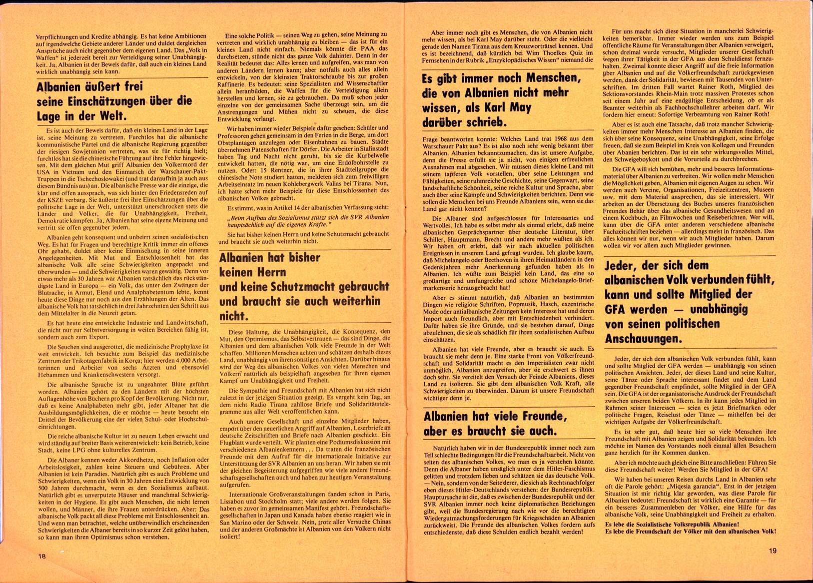 GFA_Albanische_Hefte_1978_03_10