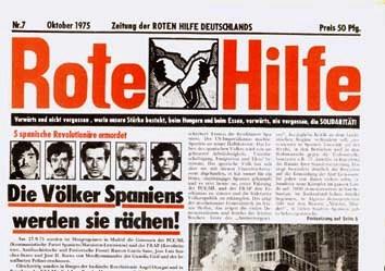 Rote Hilfe, Nr. 7, Oktober 1975