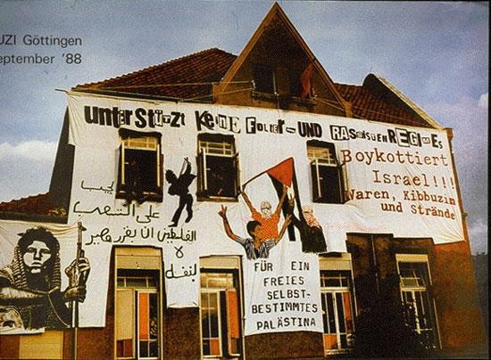 JUZI Göttingen, September 1988